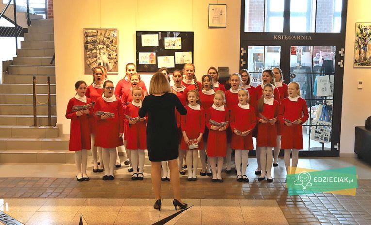 Szacecin dla dzieci: Koncert Serduszek w Sanktuarium NSPJ