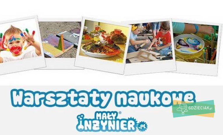 Szacecin dla dzieci: Mały bystrzak – warsztaty weekendowe