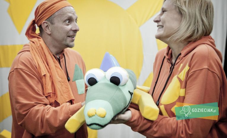 Szacecin dla dzieci: A kuku – przedstawienie dla maluchów