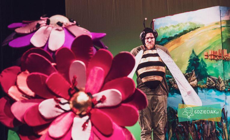 Szacecin dla dzieci: Czerwony Kapturek – muzyczny spektakl Pleciugi