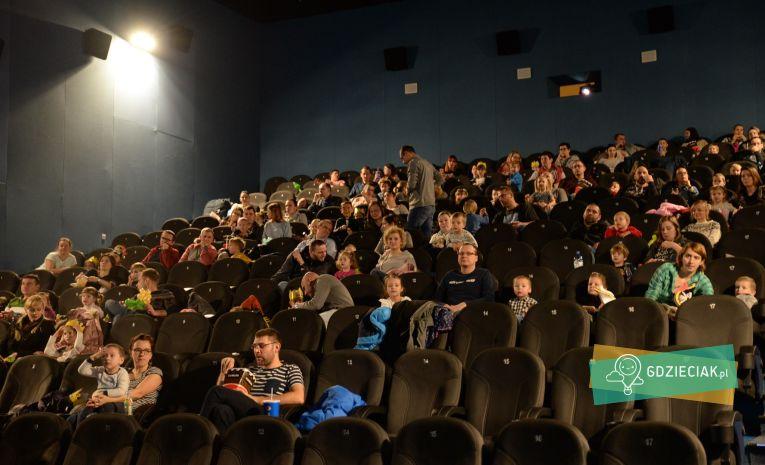 Szacecin dla dzieci: Filmowe Poranki w Kinie Helios