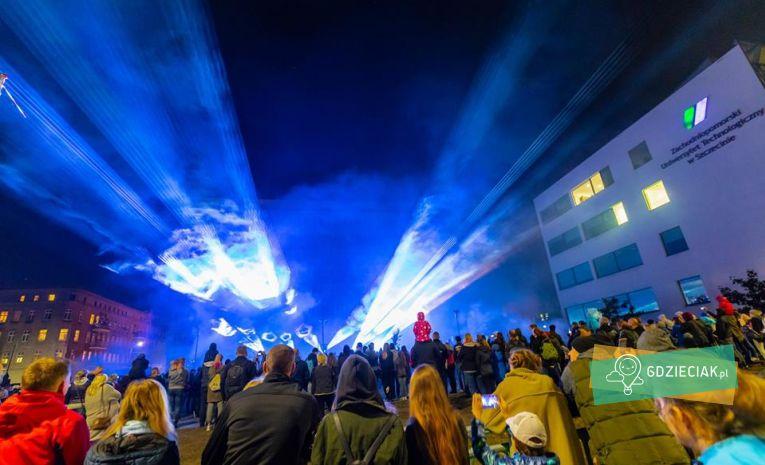 Szacecin dla dzieci: Europejska Noc Naukowców 2019 w Szczecinie