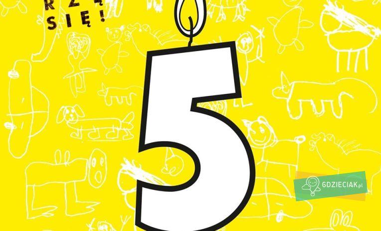 Szacecin dla dzieci: 5 urodziny galerii Tworzę Się w DK 13 muz