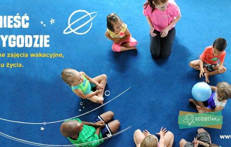 Szacecin dla dzieci: Wakacje w The Little Gym – pólkolonie