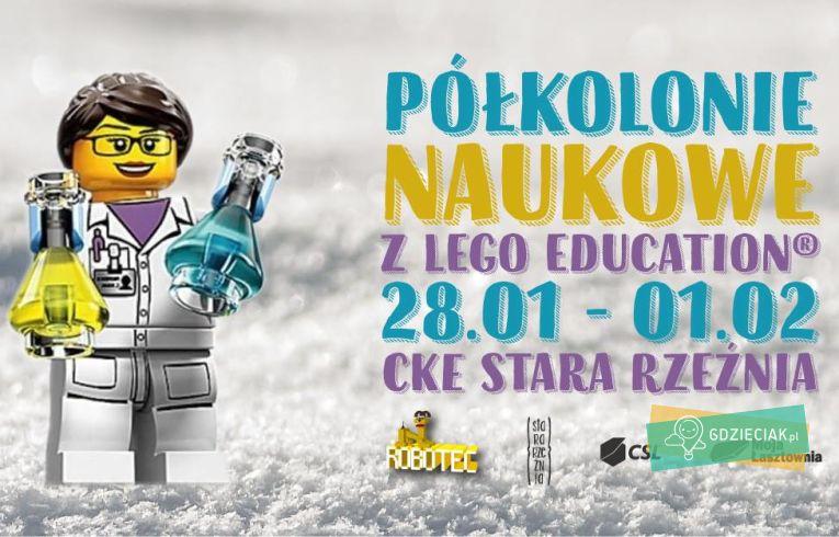Szacecin dla dzieci: Półkolonie z Lego Education