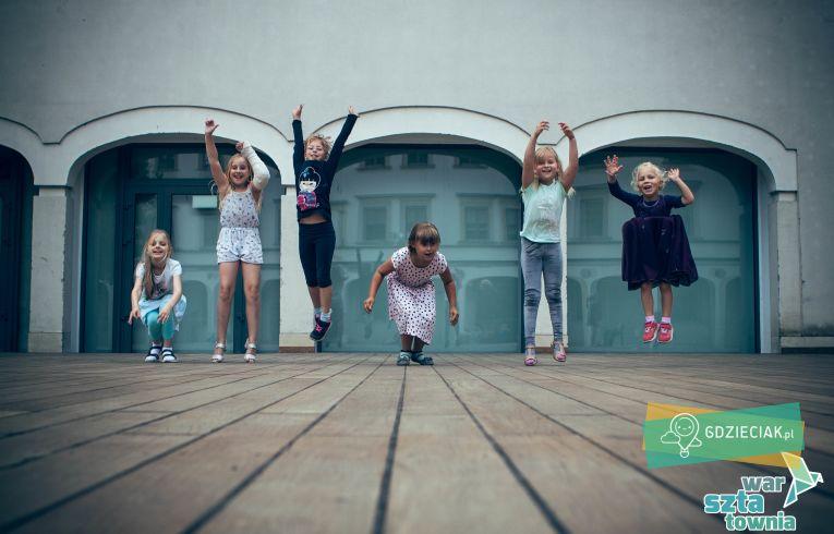 Szacecin dla dzieci: Twórcze półkolonie w Warsztatowni