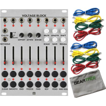 Voltage Block 8-Channel CV Sequencer Bundle
