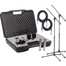 NT5 Matched Pair Condensor Mic Bundle