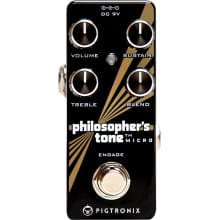 PTM Philosopher's Tone Micro Effect Pedal