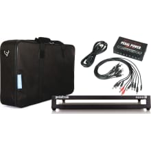 Novo 24 Softcase Pedalboard Bundle