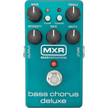 M83 Bass Chorus Deluxe Pedal