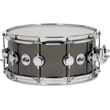 Black Nickel Over Brass 8 x 14