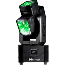 DJ XS400 Dual Axis 360 Degree Moving Head