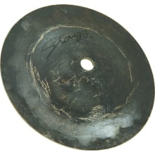 BM-B Black Metal Bell Cymbal (Light)