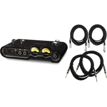 POD Studio UX2 USB Recording Interface Bundle