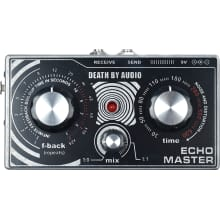 Echo Master Vocal Delay Pedal