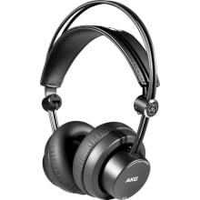K175 Closed-Back Foldable Studio Headphones