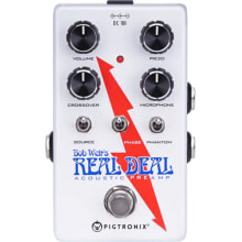 BWP Bob Weir Real Deal Acoustic Preamp Pedal