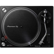 Pioneer DJ PLX-500-K Direct Drive Turntable
