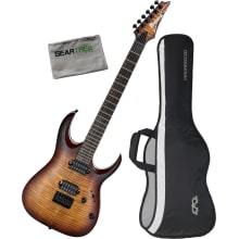BUNDLE PARENT Ibanez RGA42FMDEF RGA Standard 6str