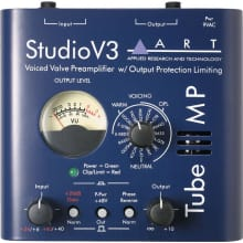 Tube MP Studio V3 Microphone Preamp