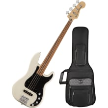 Deluxe Active Precision Bass Special Guitar w/Bag