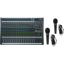 ProFX22v2 22-Channel USB Mixing Console Bundle