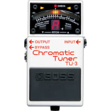 TU-3 Chromatic Accu-Pitch Tuner Pedal