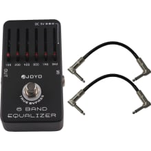 JF-11 6-Band EQ Pedal Bundle
