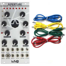 Aperture Variable Width Bandpass Filter Bundle