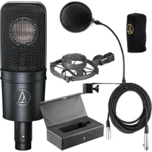 AT4040 Condenser Microphone Bundle