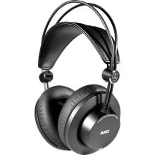 K275 Closed-Back Foldable Studio Headphones