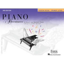 Faber Piano Adventures Primer 2nd Edition