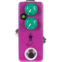 Mini Foot Fuzz Guitar Effect Pedal