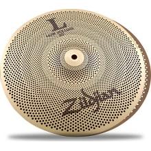 Zildjian LV8014HP-S 14in L80 Low Volume Hi-Hat Pai