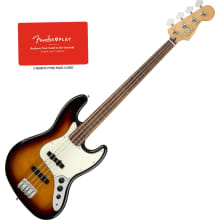 Fender Player Jazz Bass Fretless Pau Ferro 3-Tone