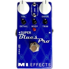 Super Blues Pro Overdrive v.1 Pedal