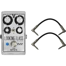 Looking Glass Class-A FET Overdrive Pedal Bundle
