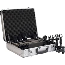 FP7 7-Piece Fusion Drum Microphone Package