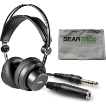 K175 Professional Closed-Back Headphone Bundle