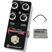 Pigtronix OFM Disnortion Micro Mini Guitar Effects
