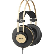 K92 Professional Closed-Back Headphones