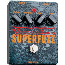 Voodoo Lab Superfuzz Electric Guitar Effects Peda