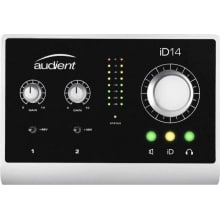 iD14 2 Channel USB Interface and Monitoring System