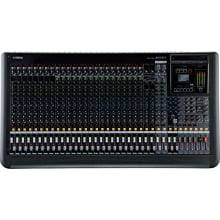 MGP32X 32-Input Hybrid Digital/Analog Mixer
