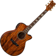 PE KOA Performer Acoustic-Electric Guitar