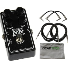 Bass BB Preamp Overdrive Effect Pedal Bundle