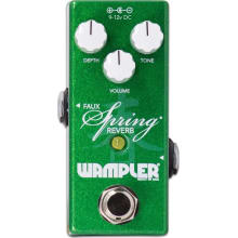 Wampler Mini Faux Spring Reverb Effect Pedal
