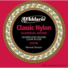 EJ27N Classic Nylon Guitar Strings