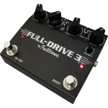 Fulldrive 3 Multi-Mode Overdrive/Boost Pedal
